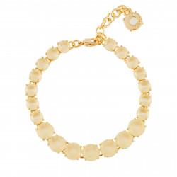 Bracelets Fins Bracelet Luxe Un Rang Jaune Citrine130,00€ AHLD252/1Les Néréides