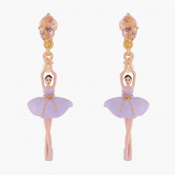 Lilac Ballerina Clip-on...