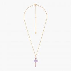 Lilac Ballerina Pendant...