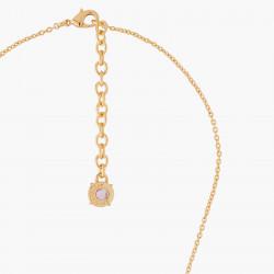 Colliers Pendentifs Collier Pendentif 4 Pierres La Diamantine Rose Pêche80,00€ ALLD320/1Les Néréides
