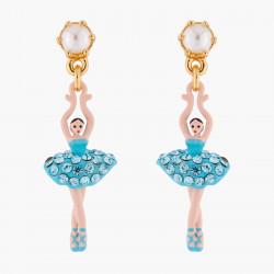 Aquamarine Crystals Stud...