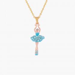 Colliers Pendentifs Collier Pendentif Mini Ballerine Tutu Cristaux Aquamarine70,00€ ALMDD301/16Les Néréides