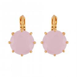 Pink Small Square Stone La...
