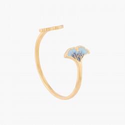 Bracelets Bracelet Jonc Gingko Bleu75,00€ ALBE203/1N2 by Les Néréides