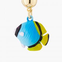 Boucles D'oreilles Originales Boucle D'oreille Tige Poisson Bleu29,00€ ALCH102T/1N2 by Les Néréides