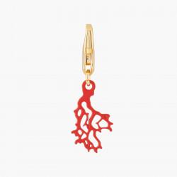 Amuleto Coral Rojo