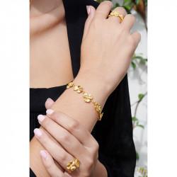 Bracelets Fins Bracelet Fin Trèfles150,00€ ALFC201/1Les Néréides
