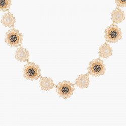 Collar Choker Girasoles