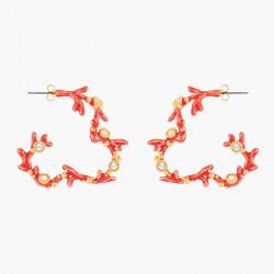 Criollas Bolitas Coral Rojo...