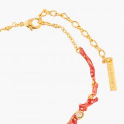 Bracelets Fins Bracelet Fin Corail Et Cristaux120,00€ ALPC204/1Les Néréides