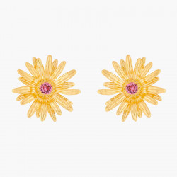 Flower Of Love Stud Earrings