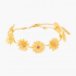 Bracelets Fins Bracelet Fin Fleur D'amour180,00€ ALFA203/1Les Néréides