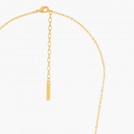 Bracelet mutli chaînes 4 coccinelles