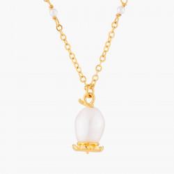 Colliers Pendentifs Collier Pendentif Clochette De Muguet120,00€ ALFB304/1Les Néréides