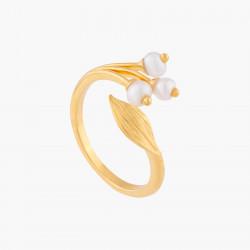 Bagues Ajustables Bague Ajustable Fleur De Muguet80,00€ ALFB604/1Les Néréides
