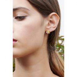 Boucles D'oreilles Tiges Boucles D'oreilles Tiges Muguet Et Feuilles80,00€ ALFB109T/1Les Néréides
