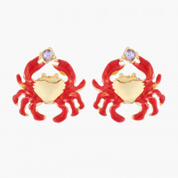Little Crab Stud Earrings