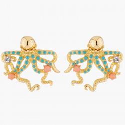 Octopus Stud Earrings