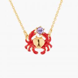 Colliers Pendentifs Collier Pendentif Petit Crabe70,00€ ABFM309/1Les Néréides