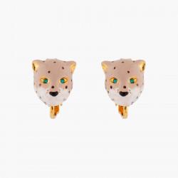 Boucles D'oreilles Clip Boucles D'oreilles Clips Tête De Panthère90,00€ ACCF104C/2Les Néréides