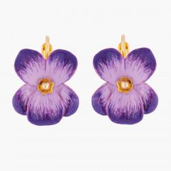 Boucles D'oreilles Dormeuses Boucles D'oreilles Dormeuses Violette90,00€ KVI106D/3Les Néréides