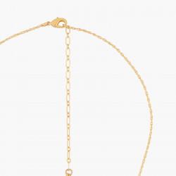 Colliers Pendentifs Collier Pendentif Violette Et Bouton95,00€ KVI302/3Les Néréides