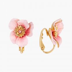 Boucles D'oreilles Clip Boucles D'oreilles Clips Roses En Feurs80,00€ AMAR107C/1Les Néréides