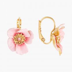 Boucles D'oreilles Dormeuses Dormeuses Roses En Fleurs80,00€ AMAR107D/1Les Néréides