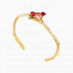 Bracelets Jonc Bracelet Jonc Bouquet De Roses Sur Treillis120,00€ AMAR202/1Les Néréides