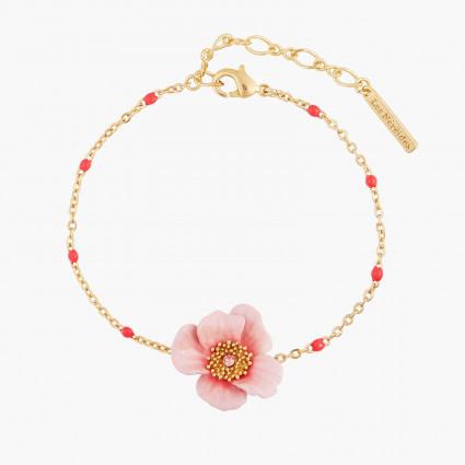 Bracelets Fins Bracelet Fin Rose En Fleur80,00€ AMAR205/1Les Néréides