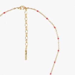 Colliers Pendentifs Collier Pendentif Rose En Fleur90,00€ AMAR305/1Les Néréides