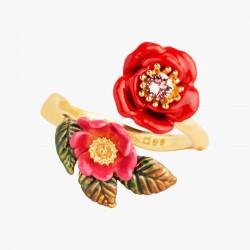 Bagues Ajustables Bague Ajustable Duo De Roses Sauvages110,00€ AMAR602/1Les Néréides