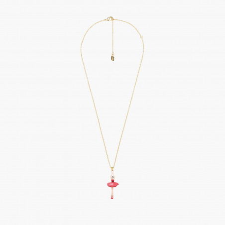 Ladybird, chains and heart earrings