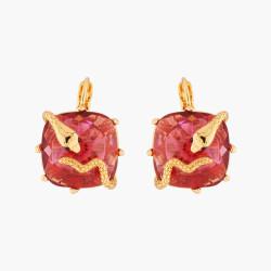 Serpentine Dormeuses Earrings