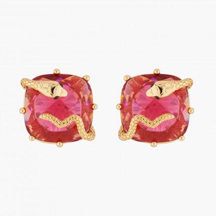 Boucles D'oreilles Tiges Boucles D'oreilles Tiges Serpentine90,00€ AMLS102T/1Les Néréides