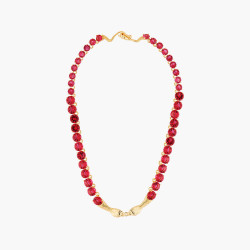 Collier Plastron La Serpentine