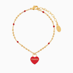 Paris Love Charms Bracelet