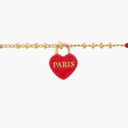 Bracelets Fins Bracelet Pendentif Amour Paris55,00€ AMSO215/1Les Néréides