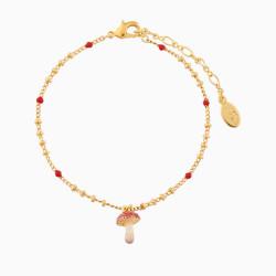 Mushroom Charms Bracelet