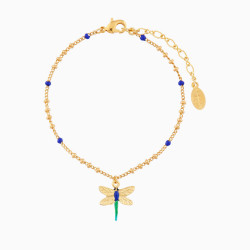 Dragonfly Charms Bracelet