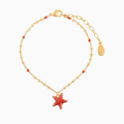 Starfish Charms Bracelet