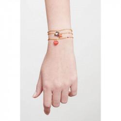Bracelets Fins Bracelet Pendentif Étoile De Mer55,00€ AMSO225/1Les Néréides