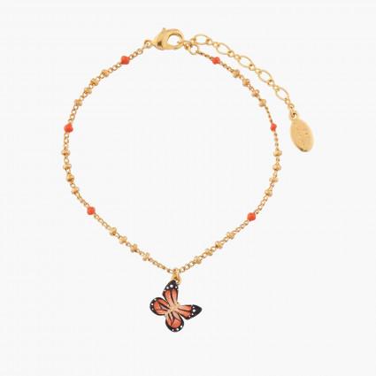 Bracelets Fins Bracelet Pendentif Papillon55,00€ AMSO226/1Les Néréides