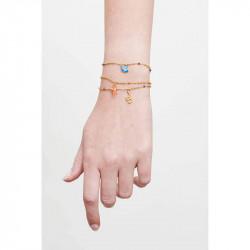 Bracelets Fins Bracelet Pendentif Hippocampe55,00€ AMSO227/1Les Néréides