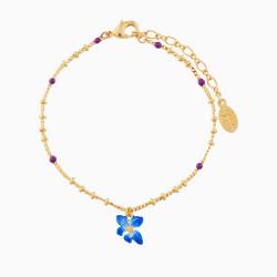 Violet Charms Bracelet