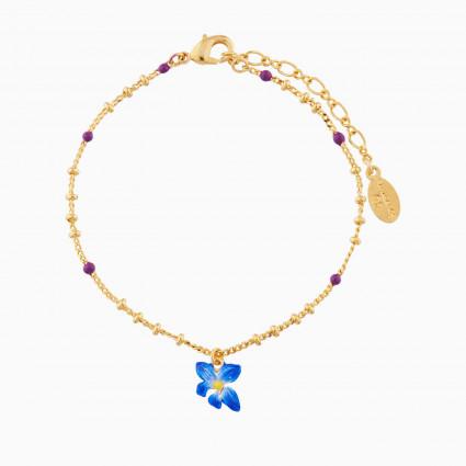 Bracelets Fins Bracelet Pendentif Violette55,00€ AMSO231/1Les Néréides