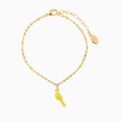 Canary Charms Bracelet
