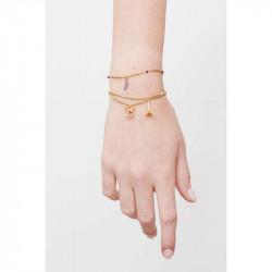 Bracelets Fins Bracelet Pendentif Faon55,00€ AMSO238/1Les Néréides