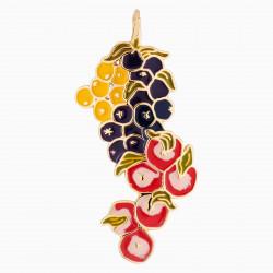 Boucles D'oreilles Originales Boucles D'oreilles Hook Grappe De Fruits90,00€ AMBE104H/1N2 by Les Néréides