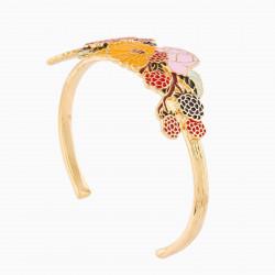 Bracelets Originaux Bracelet Jonc Bouquet Botanica Euphorica110,00€ AMBE204/1N2 by Les Néréides